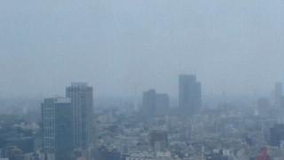きょうの富士山 120522