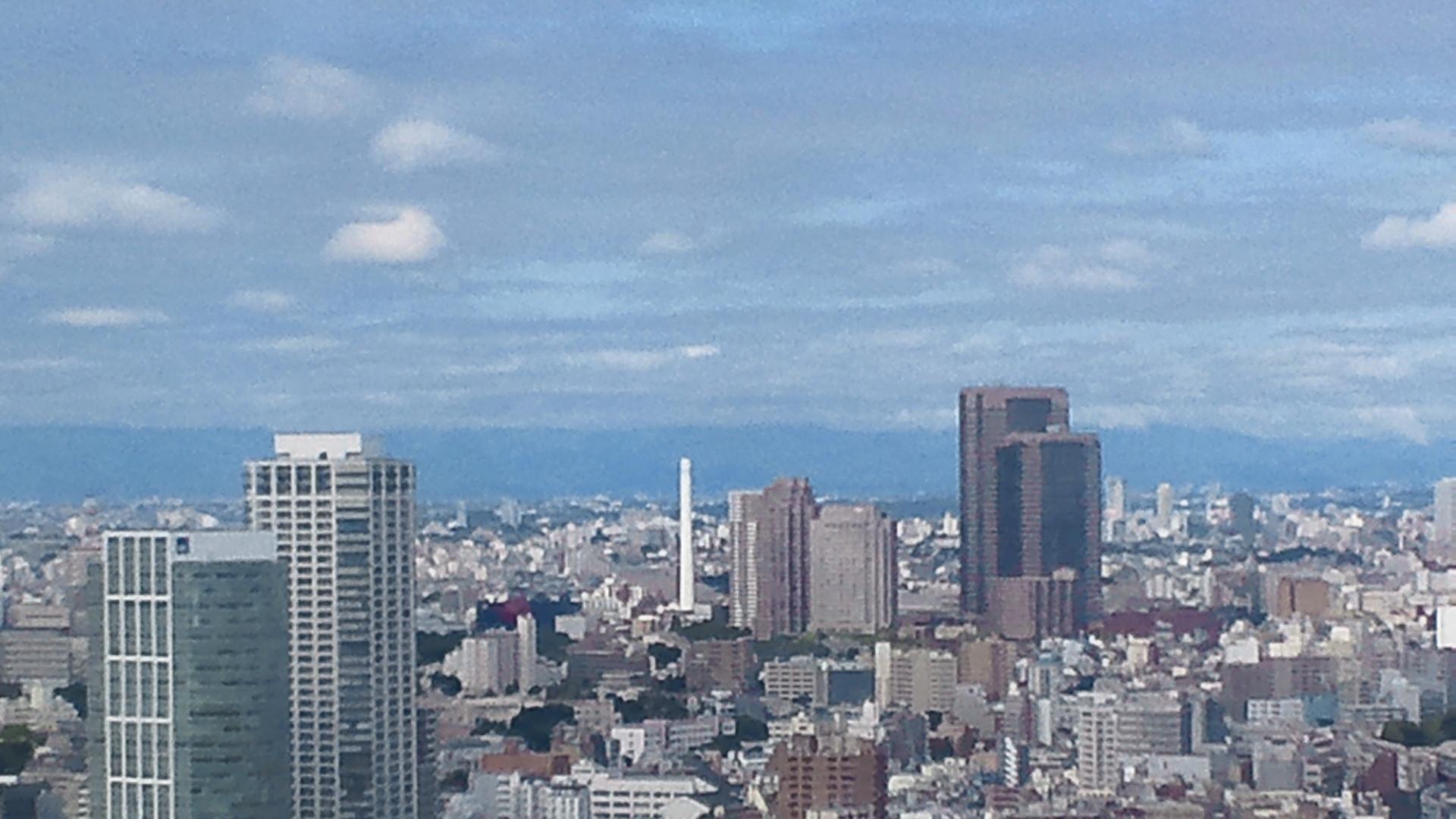 きょうの富士山 120523