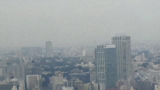 きょうの富士山 120618