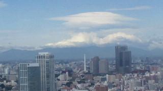 きょうの富士山 120620