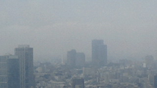 きょうの富士山 120706